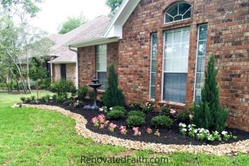 Cute Front Yard Landscape Ideas For 201905