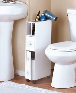 Enchanting Bathroom Storage Ideas For Your Organization23