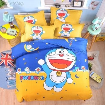 Impressive Kids Bedroom Ideas With Doraemon Themes03