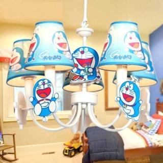 Impressive Kids Bedroom Ideas With Doraemon Themes10