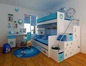 Impressive Kids Bedroom Ideas With Doraemon Themes12