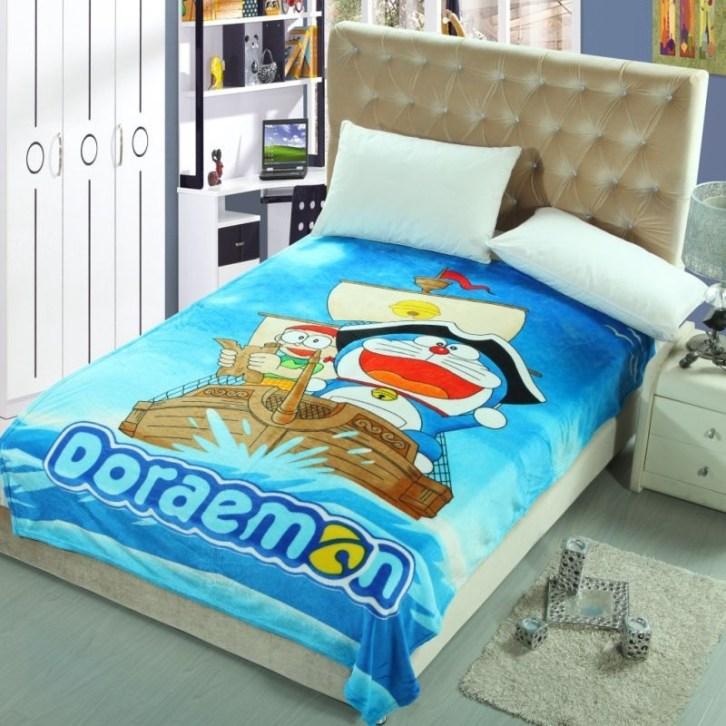 Impressive Kids Bedroom Ideas With Doraemon Themes33