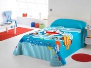 Impressive Kids Bedroom Ideas With Doraemon Themes36