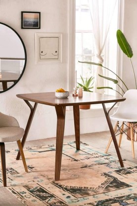 Interesting Dinning Table Design Ideas For Small Room11