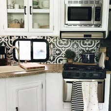 Lovely Rv Cabinet Makeover Ideas12