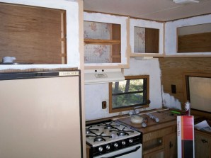 Lovely Rv Cabinet Makeover Ideas31