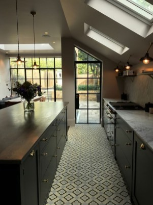 Magnificient Kitchen Floor Ideas For Your Home08