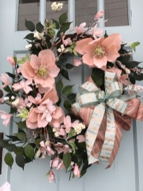 Pretty Hang Wreath Ideas In Door For Summer Time 01