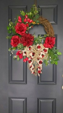 Pretty Hang Wreath Ideas In Door For Summer Time 08
