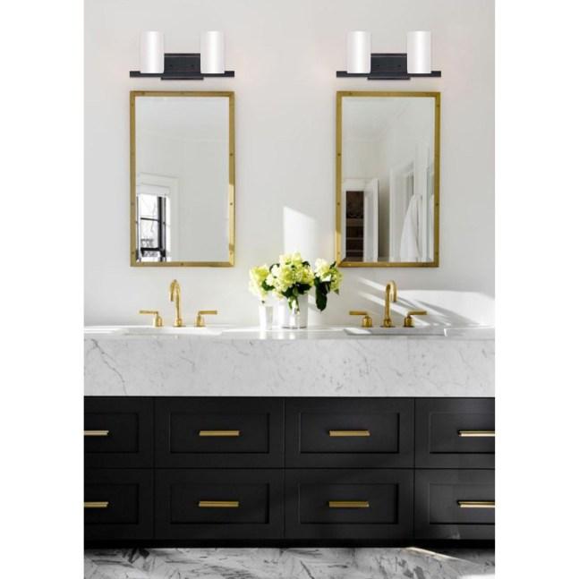 Relaxing Bathroom Design Ideas With Go Green Concept18
