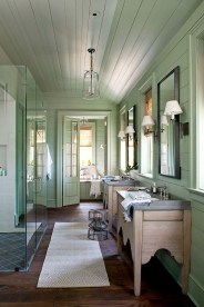 Relaxing Bathroom Design Ideas With Go Green Concept30