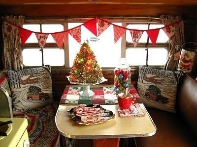 Splendid Christmas Rv Decorations Ideas For Valuable Moment21