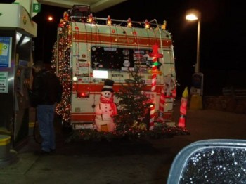 Splendid Christmas Rv Decorations Ideas For Valuable Moment48