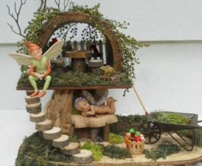 Stytlish Miniature Fairy Garden Ideas14
