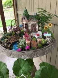 Stytlish Miniature Fairy Garden Ideas26