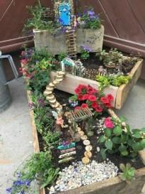 Stytlish Miniature Fairy Garden Ideas43