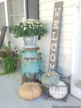 Unique Outdoor Decorations Ideas For You28