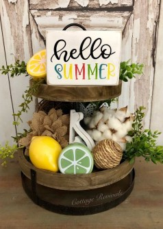 Unique Summer Decor Ideas Just For You 46