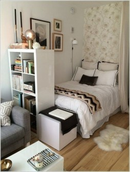 Unodinary Small Apartment Decor Ideas For Girls 43
