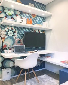 Unusual Home Office Decoration Ideas For You 30