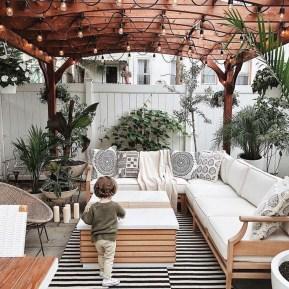 Wonderful Backyard Decorating Ideas On A Budget 48