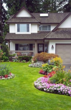Amazing Front Yard Landscaping Ideas With Low Maintenance To Try39