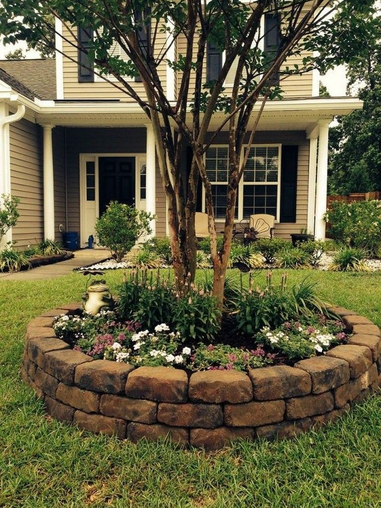 44 Amazing Front Yard Landscaping Ideas With Low Maintenance To Try Zyhomy,Pantone Color Palette Fall