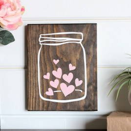 Beautiful Home Interior Design Ideas With The Concept Of Valentines Day13