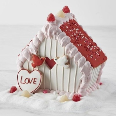 Beautiful Home Interior Design Ideas With The Concept Of Valentines Day20