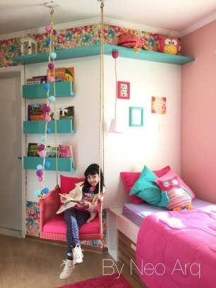 Charming Bedroom Designs Ideas That Will Inspire Your Kids24