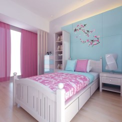 Charming Bedroom Designs Ideas That Will Inspire Your Kids30