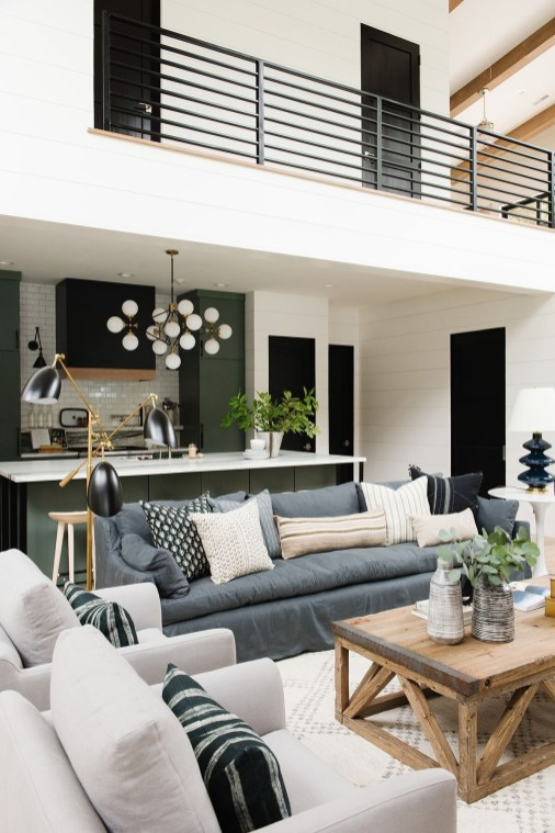 Chic Home Interior Design Ideas That Have A Characteristics37