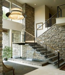 Classy Indoor Home Stairs Design Ideas For Home35