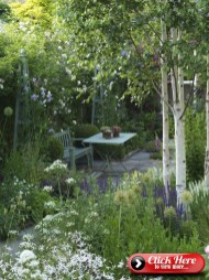 Cute Garden Design Ideas For Small Area To Try21
