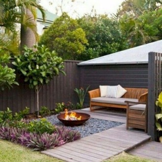 Cute Garden Design Ideas For Small Area To Try28