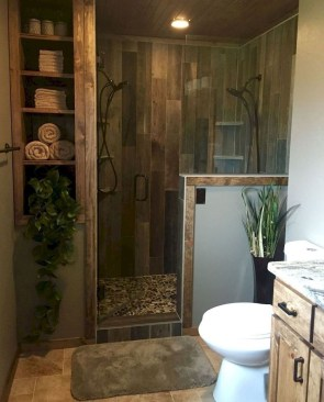 Cute Small Bathroom Decor Ideas On A Budget To Try06