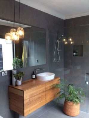Cute Small Bathroom Decor Ideas On A Budget To Try33