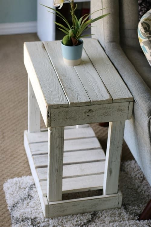 Fantastic Diy Projects Mini Pallet Coffee Table Design Ideas18