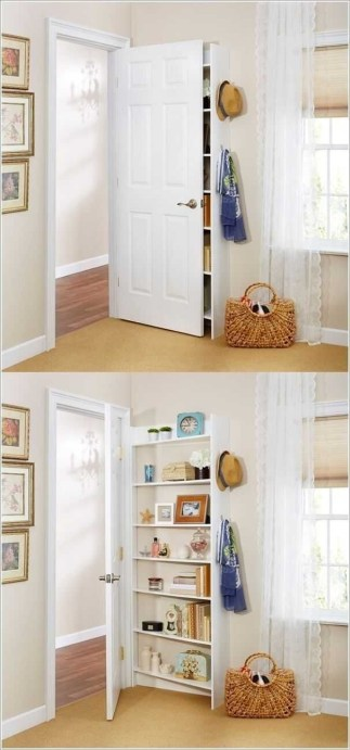 Glamour Small Bedroom Organizing Ideas You Must Try45
