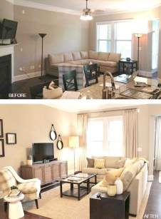 Hottest Living Room Design Ideas In A Small Space To Try18