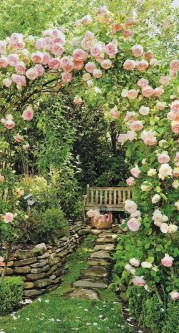 Inspiring Garden Ideas That Are Suitable For Your Home06