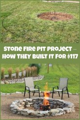 Inspiring Outdoor Fire Pit Design Ideas To Try12