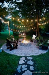 Inspiring Outdoor Fire Pit Design Ideas To Try14