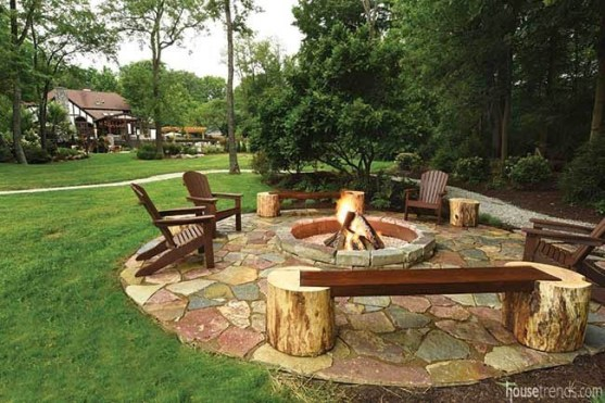Inspiring Outdoor Fire Pit Design Ideas To Try36