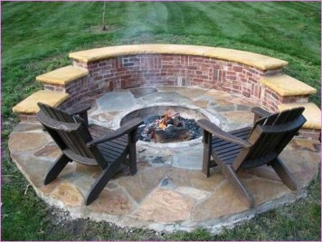 Inspiring Outdoor Fire Pit Design Ideas To Try38