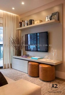 Living Room For Small Space20