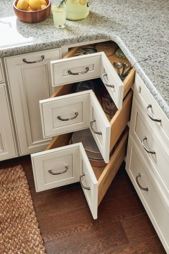 Luxury Kitchen Storage Solutions Ideas That You Must Try34