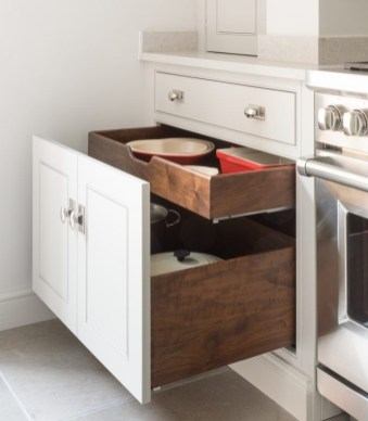Luxury Kitchen Storage Solutions Ideas That You Must Try39