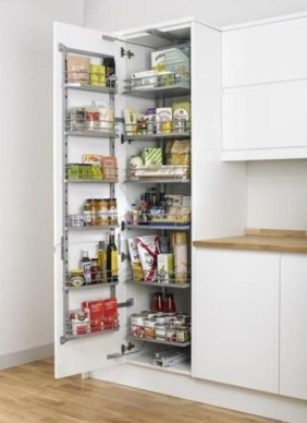 Luxury Kitchen Storage Solutions Ideas That You Must Try40