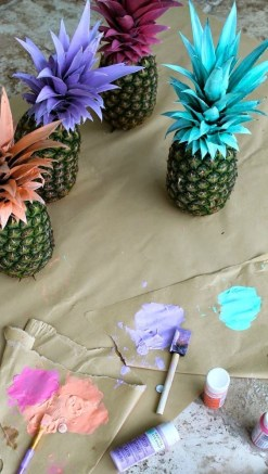 Magnificient Outdoor Summer Decorations Ideas For Party34